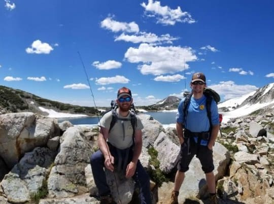 Trout, Bears, and Cliff Bars – Fishing And Backpacking The Wyoming Wilderness