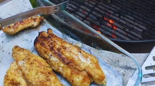 Grilled Catfish: A Very Simple Way To Cook Your Catch