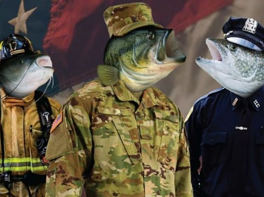 Karl Honors Veterans And First Responders With A New Fishing Discount Program