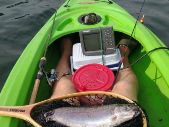 Slipping Into The Depths With Inland Trout: Bobber Fishing Browns & Bows