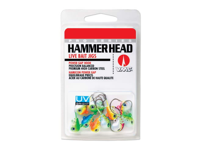 VMC Hammer Head Jig UV Kit