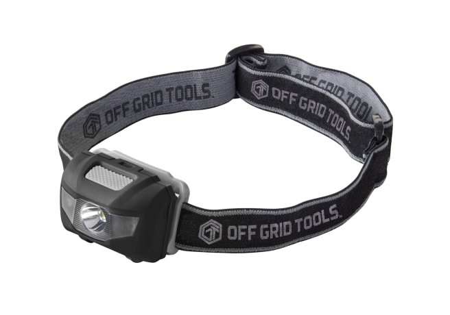 Off Grid Tools LED Headlamp
