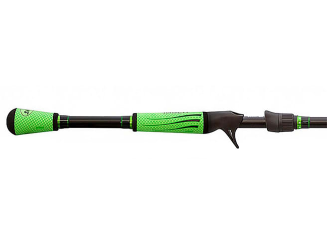 Lews Mach Speed Stick Casting