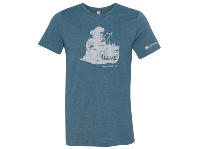 Home Lake T-Shirt - Lake St. Clair