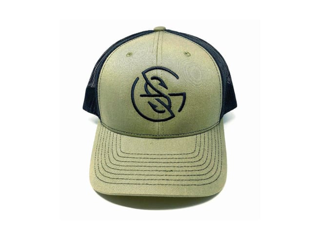 Googan Squad OD Green Trucker Hat  9556e8f178c