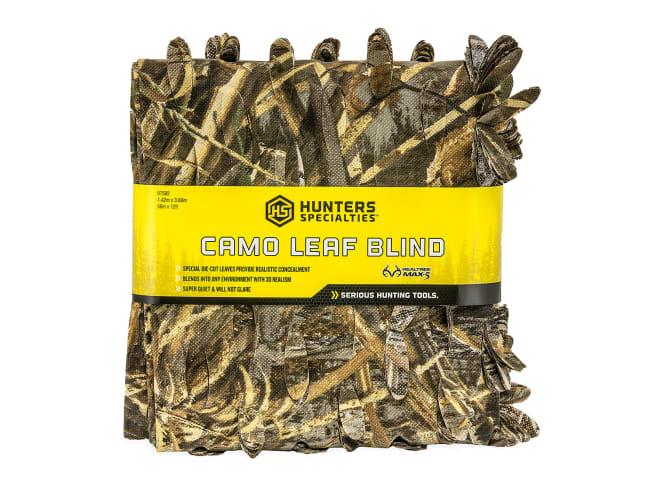 Hunters Specialties Camo Leaf Blind