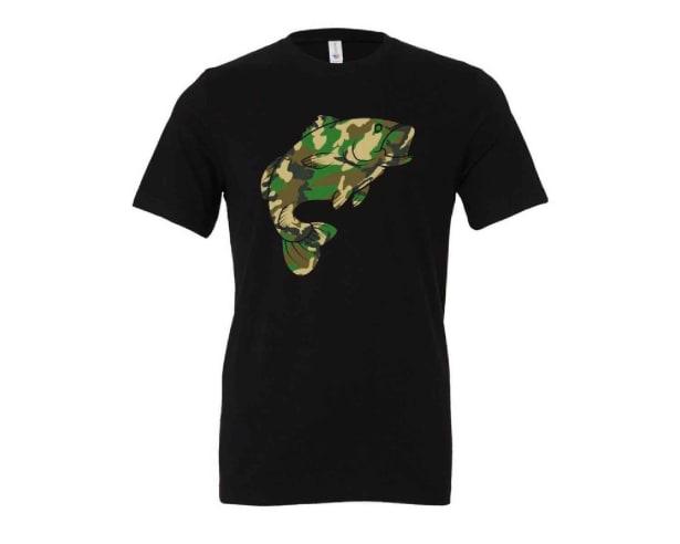 Camo Bass T-Shirt