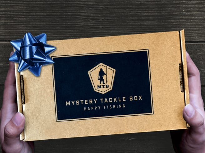 Single Mystery Tackle Box