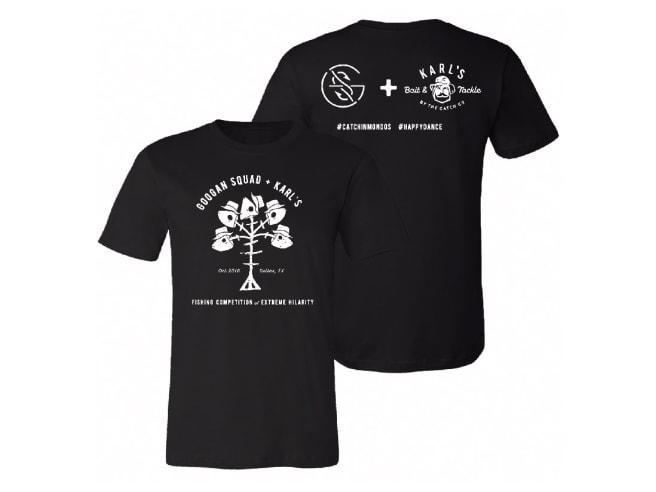 Googan Squad Dallas Tournament Shirt