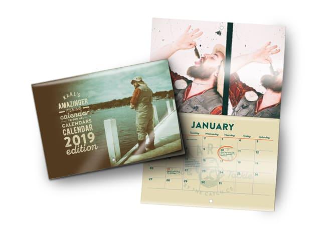 2019 Karl's Calendar