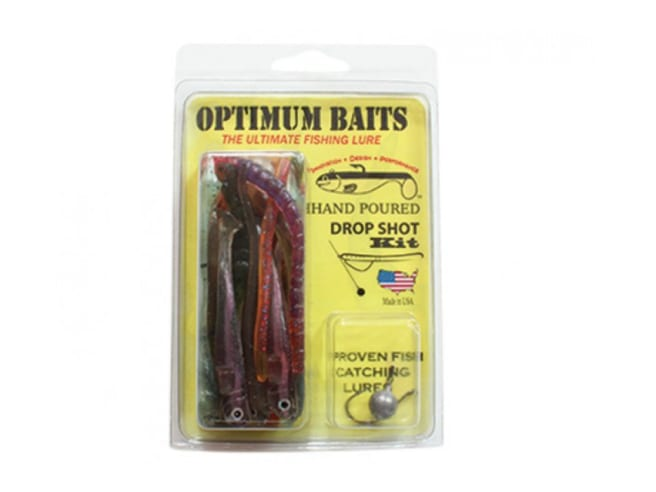 Optimum Baits Drop Shot Kit