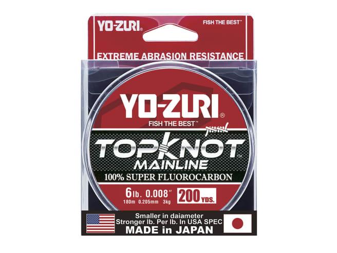 Yo-Zuri TopKnot MainLine Fishing Line