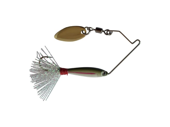 Dynamic Lures Micro Spinnerbait
