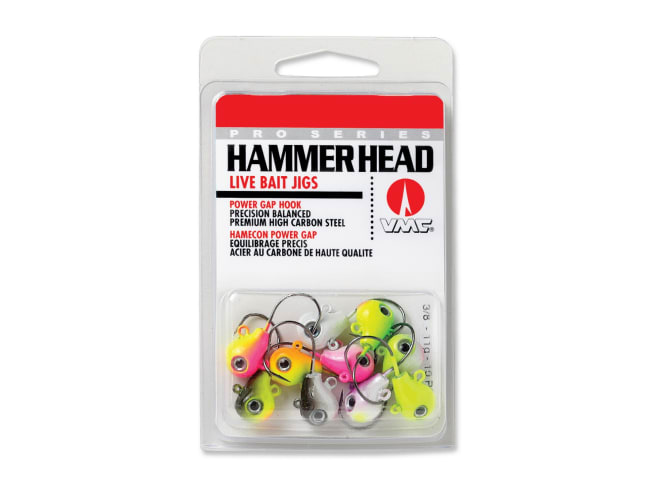 VMC Hammer Head Jig Kit