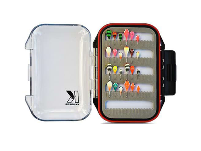 Kenders Outdoors 24 Piece Tungsten Jig Set with Premium Box