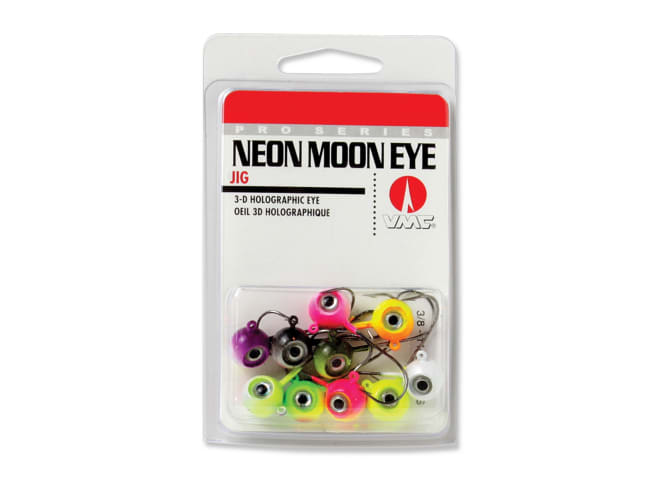 VMC Neon Moon Eye Jig Kit