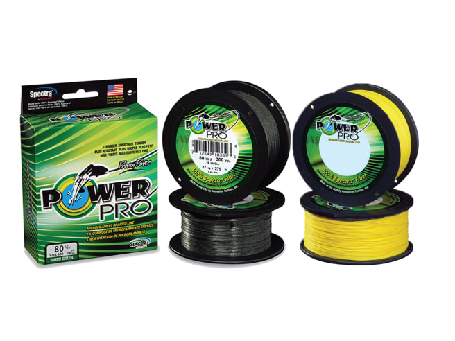PowerPro Spectra Braid Fishing Line