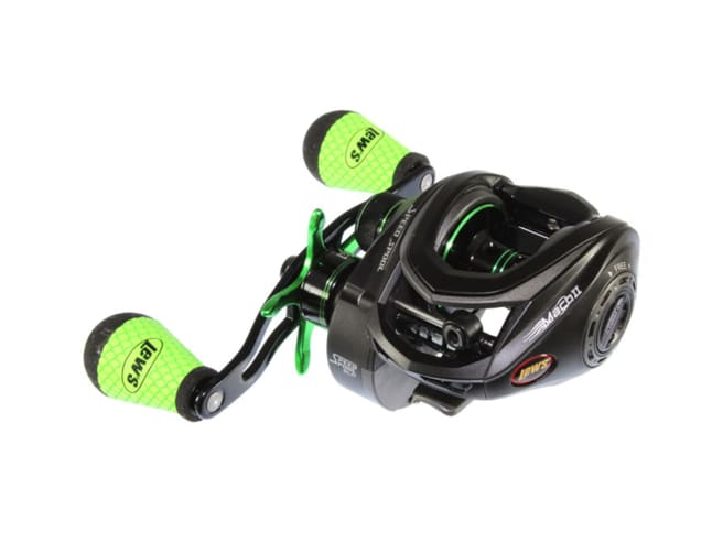 Lews Mach II Speed Spool Baitcasting Reel