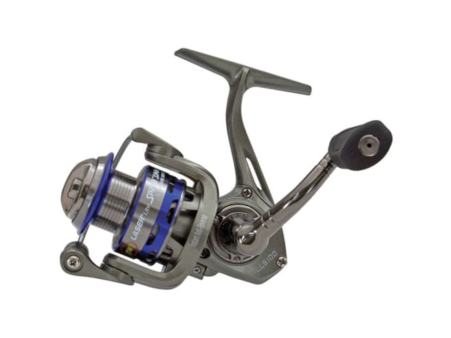 Lews Laser Lite Speed Spin Spinning Reel