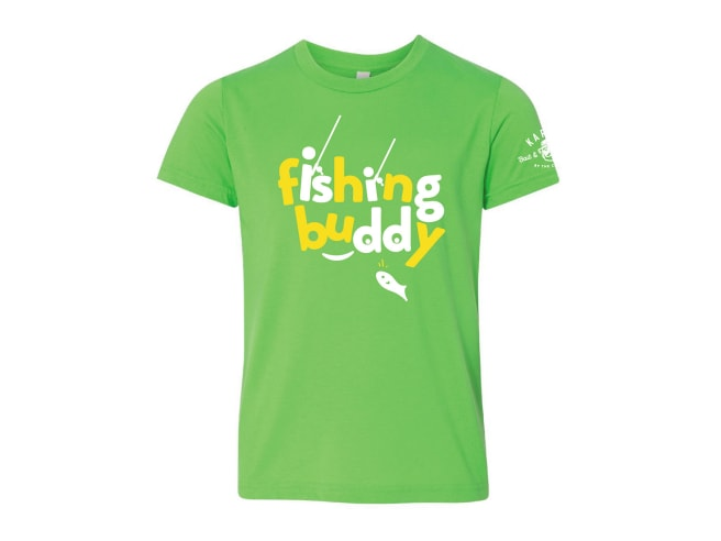 Karl's Bait & Tackle Fishing Buddy Youth T-shirt