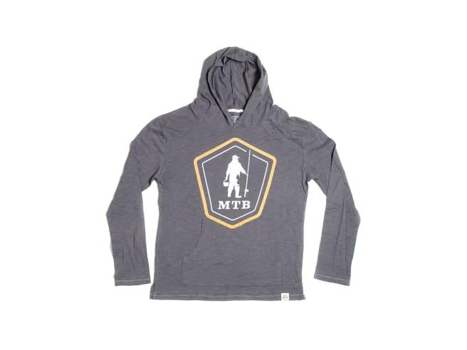 MTB Crest Logo Lightweight Hoodie