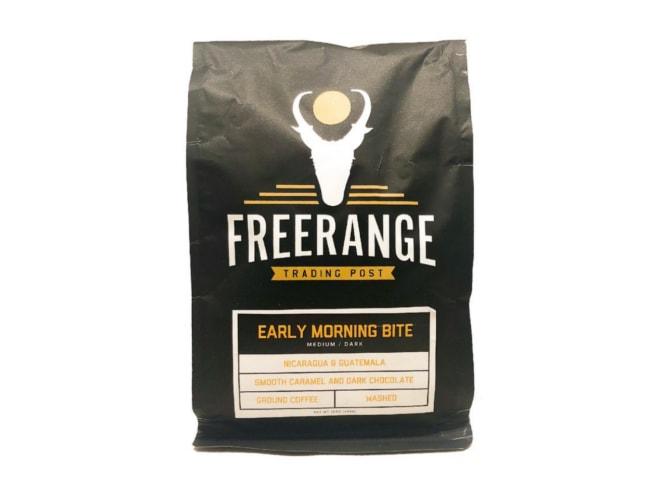 Free Range Ground Coffee | Karl's Bait & Tackle