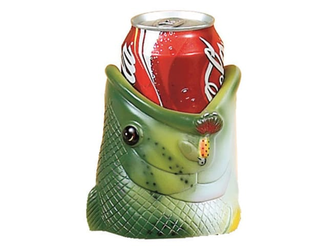 Rivers Edge Bass Double Walled Can Cooler