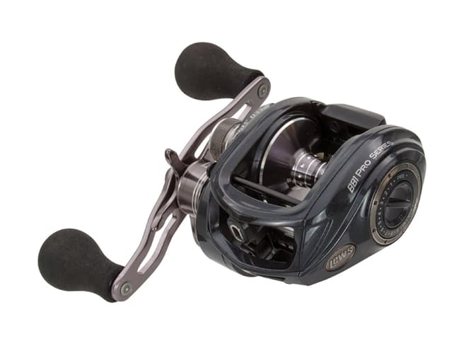 Lews BB1 Pro Speed Spool Baitcasting Reel