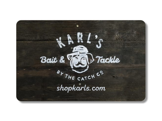 Karl's Bait & Tackle Gift Card