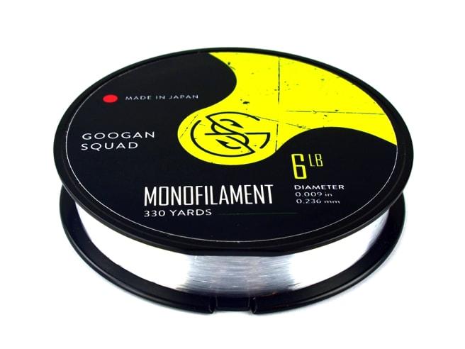 Googan Squad Monofilament Line