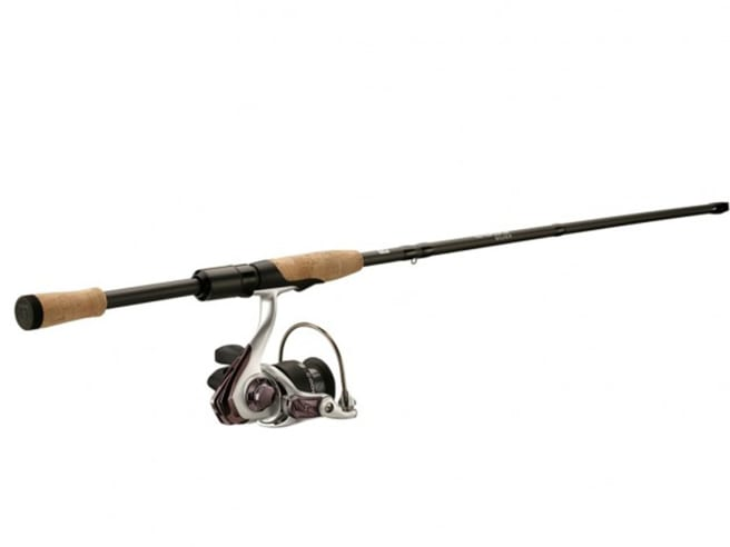 13 Fishing Code Silver Spinning Combo - 2 Piece