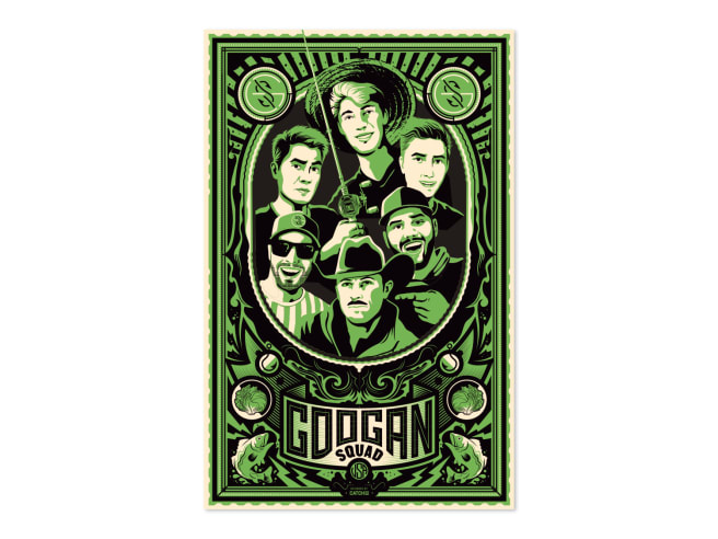 Googan Squad Googan Squad Poster