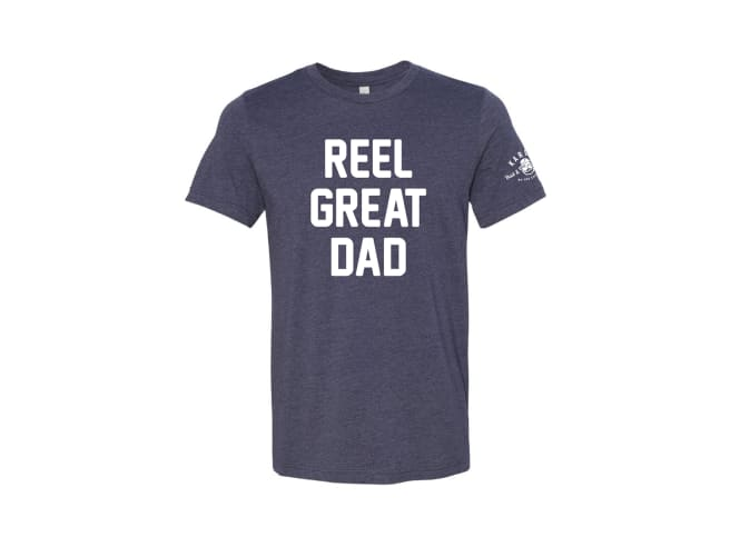 Karl's Bait & Tackle Reel Great Dad T-shirt