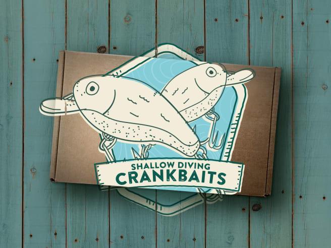 Shallow-Diving Crankbaits Kit