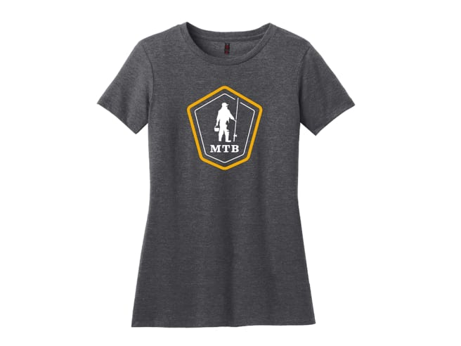 Women's Crest Logo T-shirt