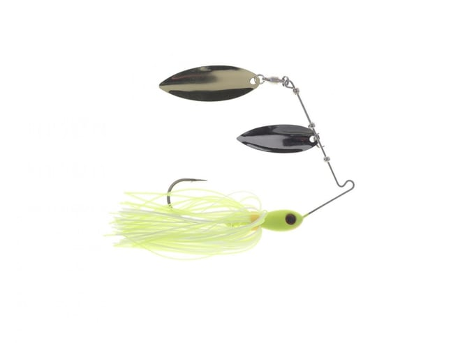 Karl's Amazing Baits Double Willow Spinnerbait