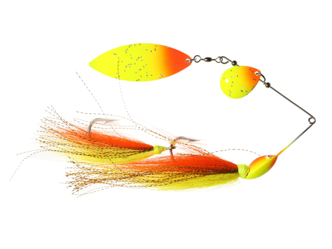 Northland Tackle Bionic Bucktail Spinnerbait
