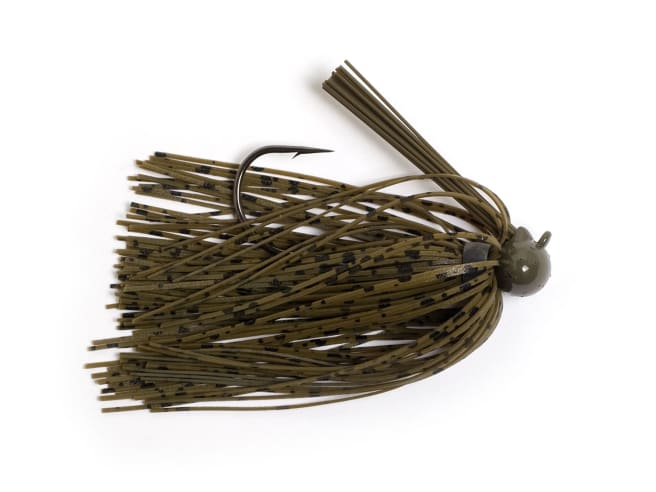 Heavy Metal Tungsten Football Jig