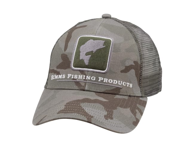 Simms Bass Icon Trucker Hat