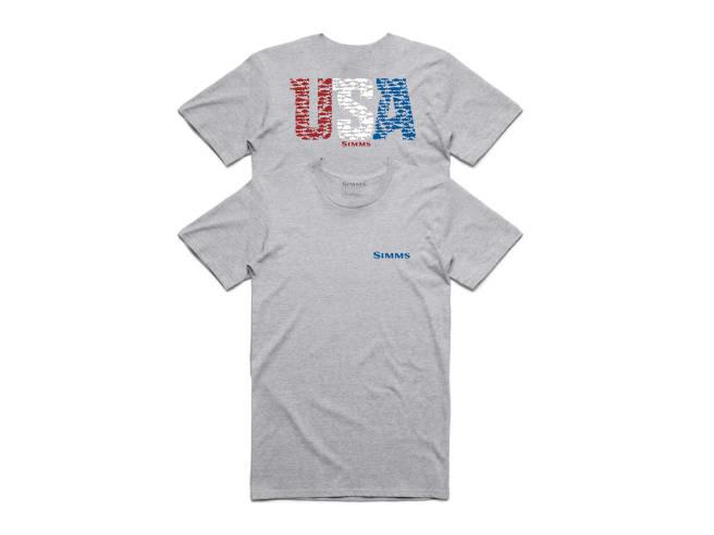 Simms USA Species T-shirt
