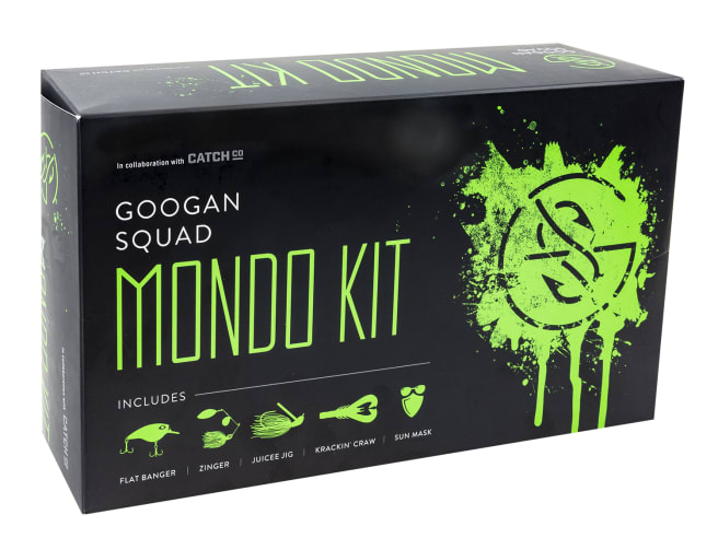 Googan Squad Mondo Kit