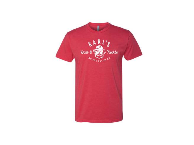 Karl's Bait & Tackle Logo T-shirt