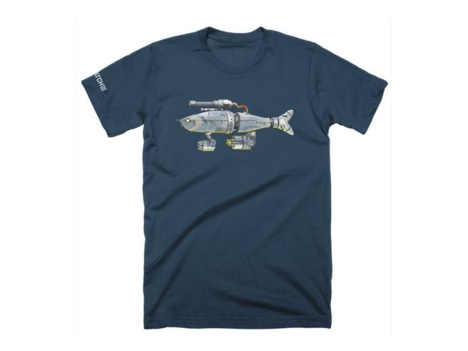 Swim-Bot T-Shirt