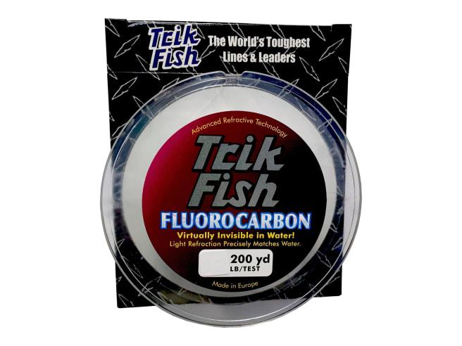 TrikFish Fluorocarbon Line
