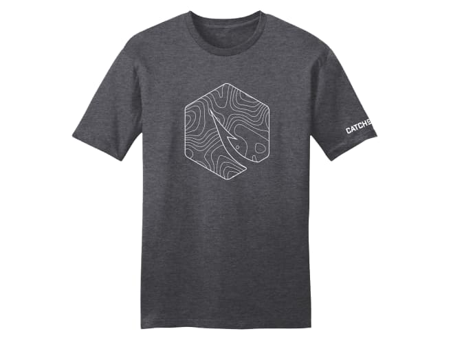 Catch Co. Contour Crest T-Shirt