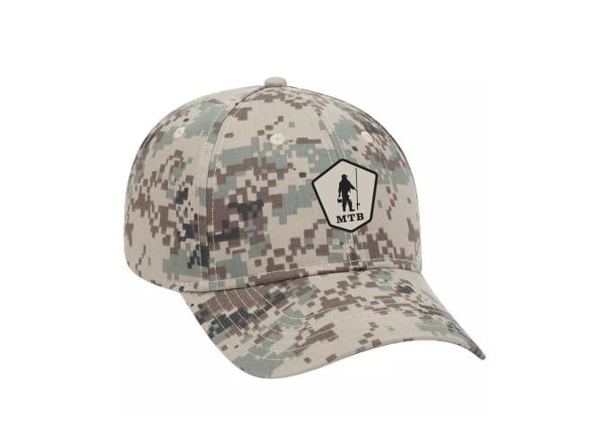 MTB Twill Camo Hat