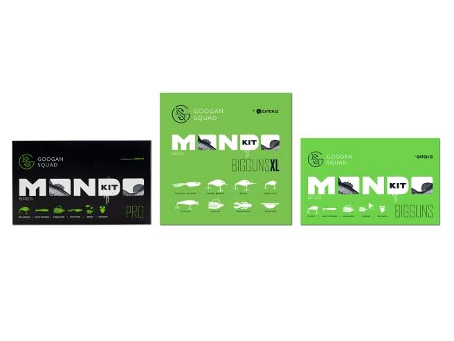 Googan Squad Mondo Kit Bundle