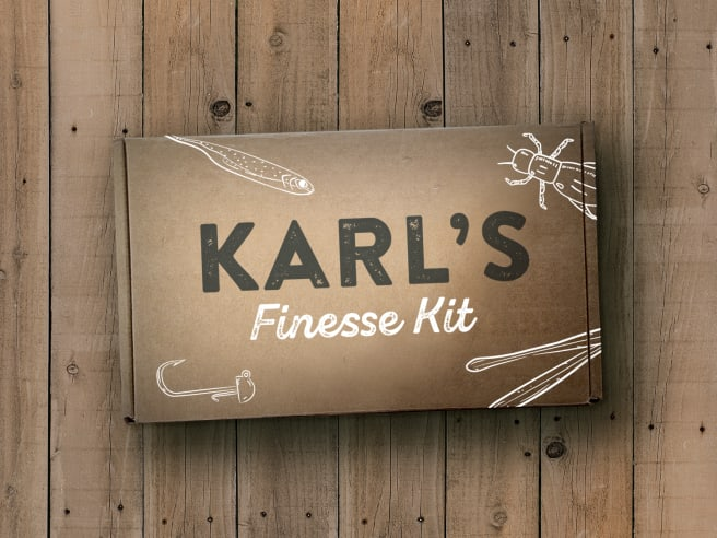 Karl's Bait & Tackle Finesse Kit
