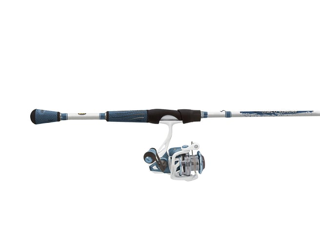 Lews Mach Inshore Spinning Combo