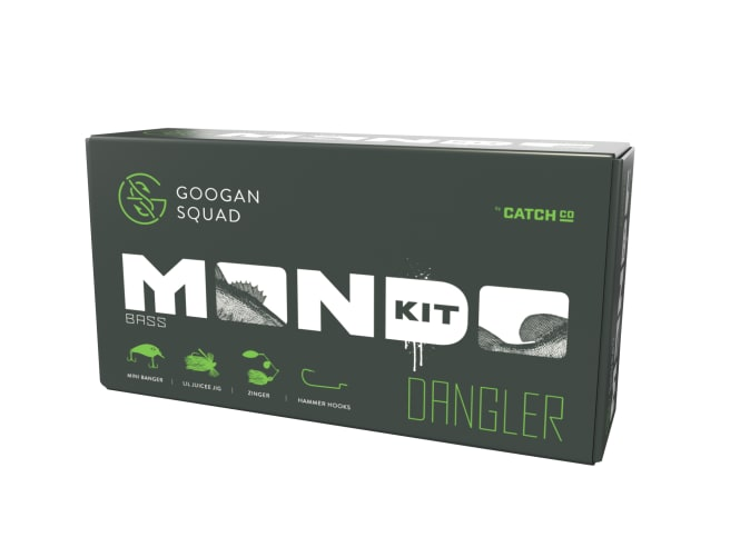 Googan Squad Mondo Kit Dangler